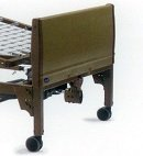 Full Electric hospital bed footboard