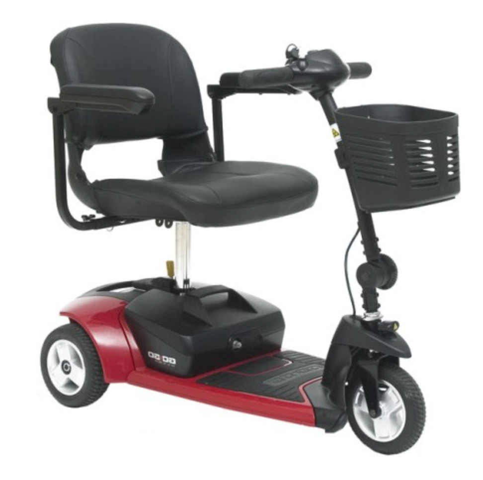 best mobility scooters for seniors