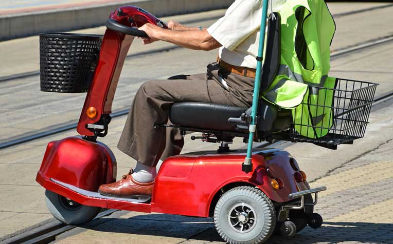 The Best Mobility Scooter For You
