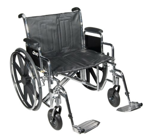 Medical Office Supplies bariatric wheelchair